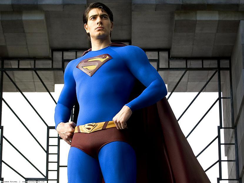 Kāpēc Supermens vilka... Autors: waterstar Vai vari atbildēt?