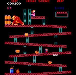 Donkey Kong Autors: Duality Best old school games