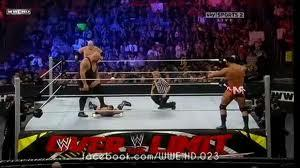 Big Show and Kane defCM Punk... Autors: GreatLauris WWE Over The Limit 2011 results