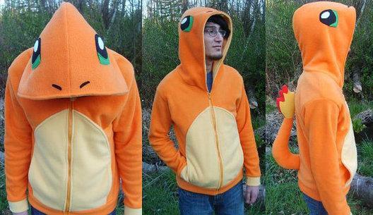 Pokemon džemperis  tu vari būt... Autors: Mansters 10 nejēdzīgākie Pokemonu produkti