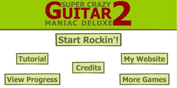 Super Crazy Guitar Maniac 2 gt... Autors: surfix Forsas flash speles...