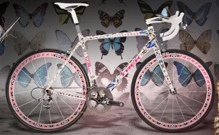 1500000Treks Butterfly... Autors: Fosilija 4 Dārgākie Velosipēdi Pasaulē