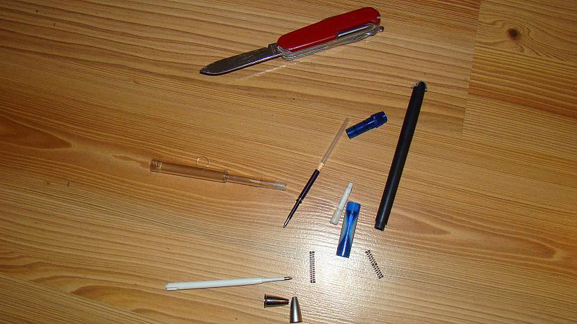 nbsp1Izjaucam pildspalvas Autors: 360flips Mans izgudrojums.
