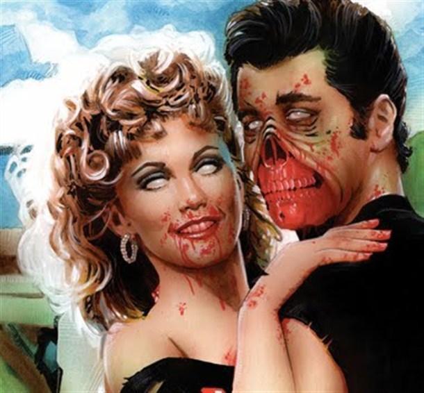 Sandy and Danny Autors: Shiroi Tenshi 10 Slavenības kā zombiji.