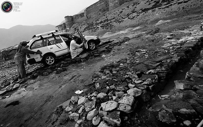 Tomēr beigās diezgan tīra Autors: BAii Automazgātuve Afganistānā