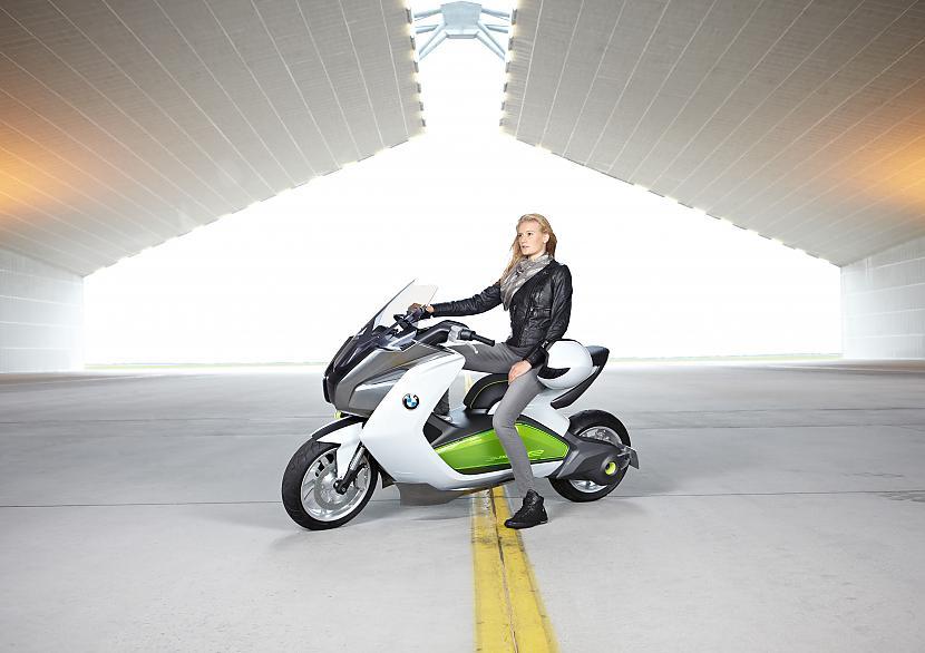 Autors: Generic BMW elektro rolers!