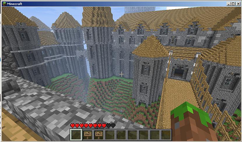 Autors: PārsluVecisIrForš Minecraft Cukkarpa