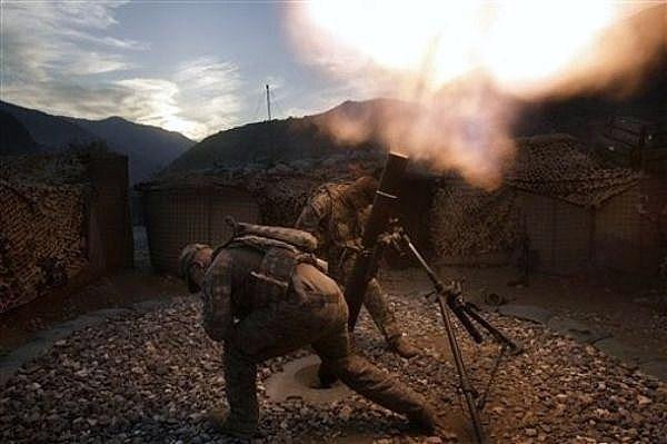 Autors: Semijs 10 gadi Afganistānā.