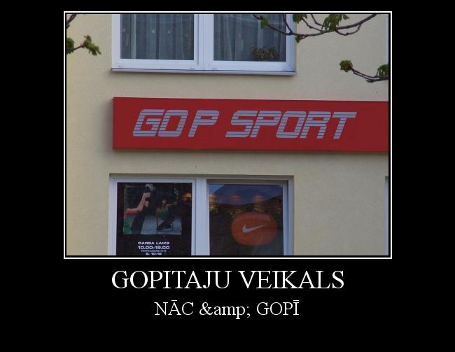 Autors: PārsluVecisIrForš Gopitaju veikals