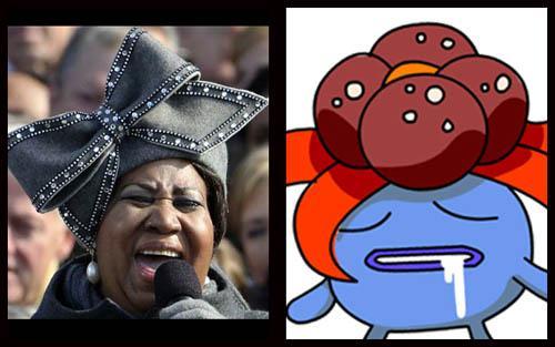 Aretha Franklin  Gloom Autors: PEDOLĀCIS zvaigznes kas izskastās  ka pokemoni