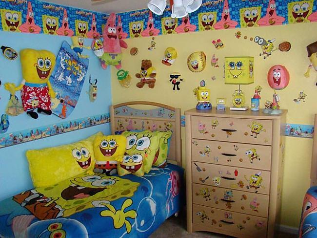 Inspiration Kids Gulamistabas... Autors: smilsskalne SpongeBob SquarePants