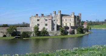 1  Leeds pils Kent Anglija... Autors: Fosilija Top 10 pilis Eiropā