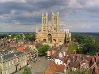 5  Linkolna pils Lincolnshire... Autors: Fosilija Top 10 pilis Eiropā