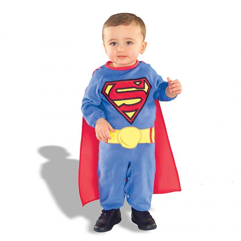 Lielais Supermens Autors: aidzix Bērni Superkostīmos