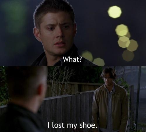 Autors: speechless Supernatural