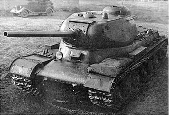 Krievu IS1 Autors: Bucitis1 2.P.K vācu un krievu tanku salīdzinājums (3.daļa)