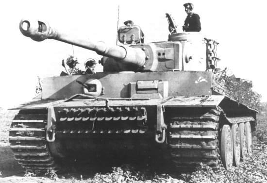 Vācu Panzer 6 Tiger saražoja... Autors: Bucitis1 2.P.K vācu un krievu tanku salīdzinājums (3.daļa)