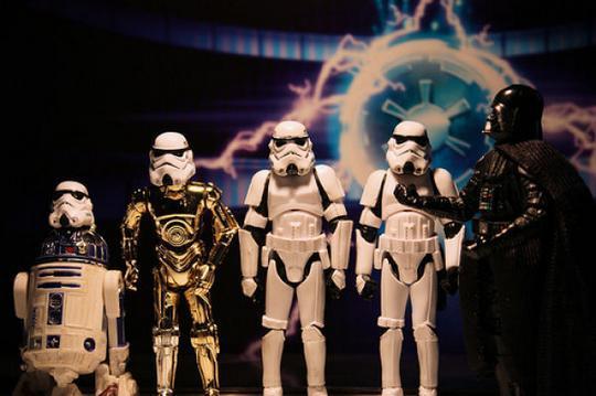 Autors: Marchix Viena diena Stormtroopers dzīvēs