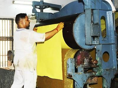 Papīra ražošanas process Autors: Kobis Cietums - rūpnīca...