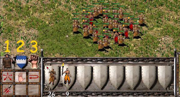 Stājas  scaronajā spēlē ir 3... Autors: Falc0n Stronghold Crusader 2. daļa