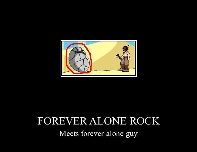 Autors: Dobis Forever alone rock
