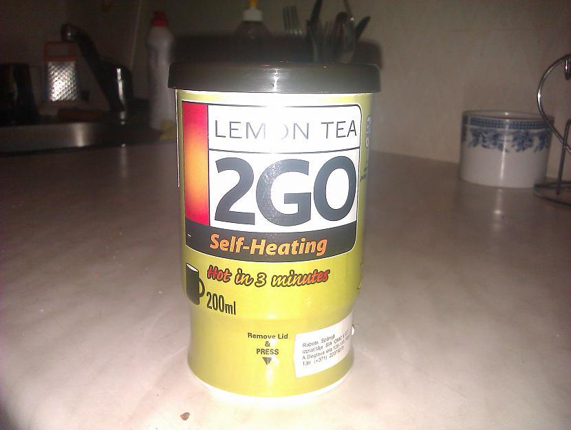 Aiznesu uz virtuvi Autors: ĻaunīC Tēja, kas pati uzvārās!