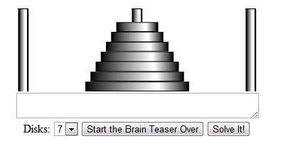 Tev jāizveido tāds pats tornis... Autors: Rakoons Stimulē smadzenes