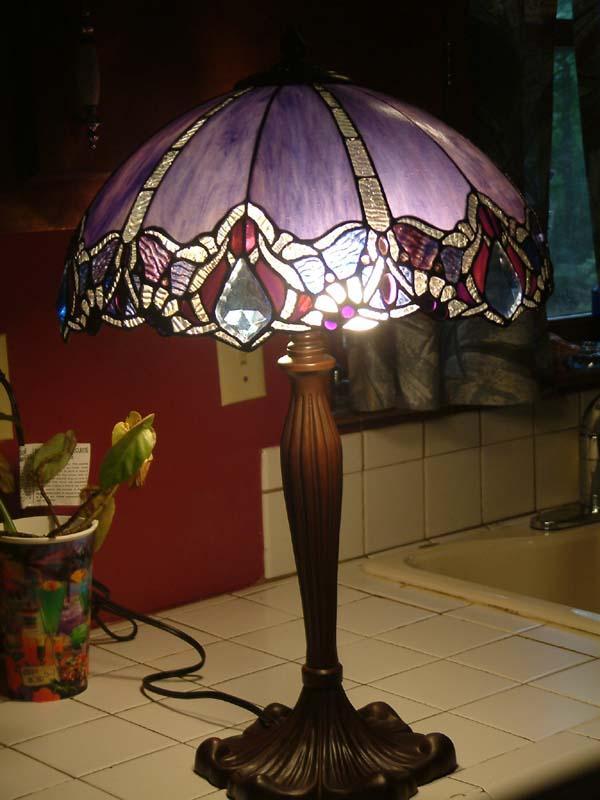 Tifanija lampām dizainu... Autors: chovics Tifanija lampas