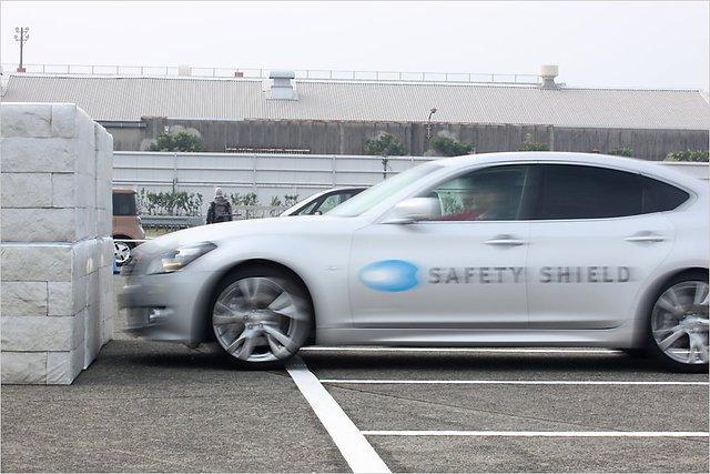 Autors: HHRonis Nissan izstrādājis jaunas drošības sistēmas.