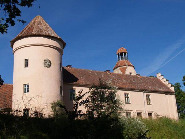 Ēdoles pils12641267g būvēta... Autors: afrobmw Latvijas pilis