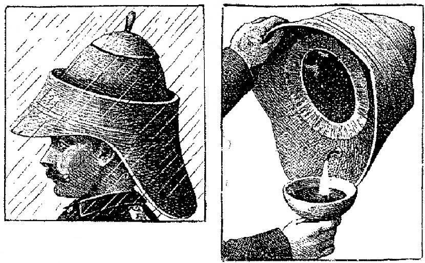 Cepure ar ūdens rezervuāru... Autors: Enderman Dīvainākie 20. gs izgudrojumi 2