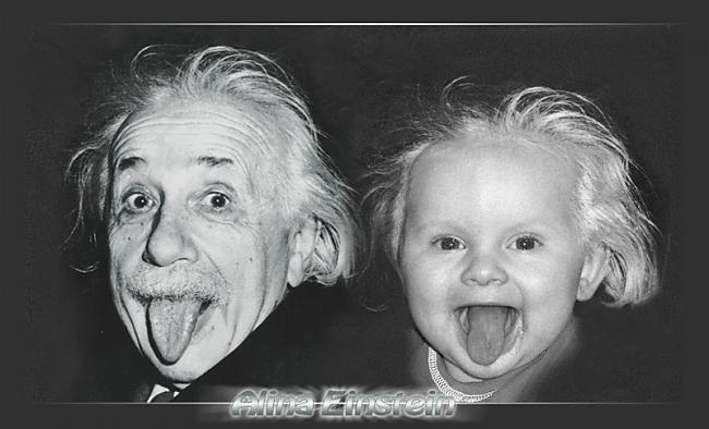 Autors: sibris Kāpēc Einšteins rādīja mēli?