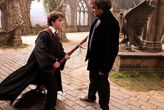 Autors: MiersBerzins Dažādu Harija Potera filmu aizkulises