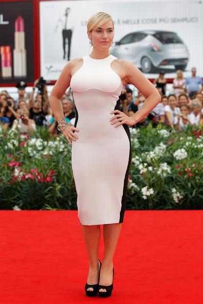 Kate Winslet Autors: bee62 How to Dress Your Curves Like a Celebrity