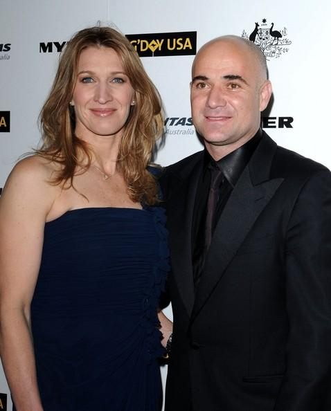 Andre Agassi and Steffi Graf Autors: bee62 Celebrities Who Got Married in Vegas