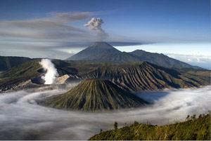5Bromo kalns Javas salas... Autors: Krokočalis TOP 10 - Pasaules vulkāni