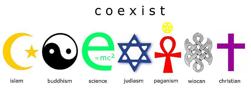Autors: GreenStarlight 6 bīstamākās reliģijas.