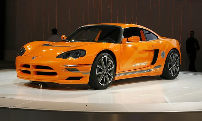 2011 Dodge Circuit EV Autors: Plakanais Future cars