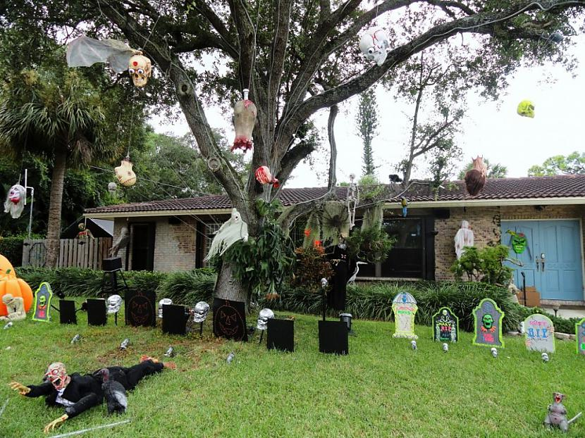 Autors: ltTBNgt Helovīnu dekorācijas, arī video ;)