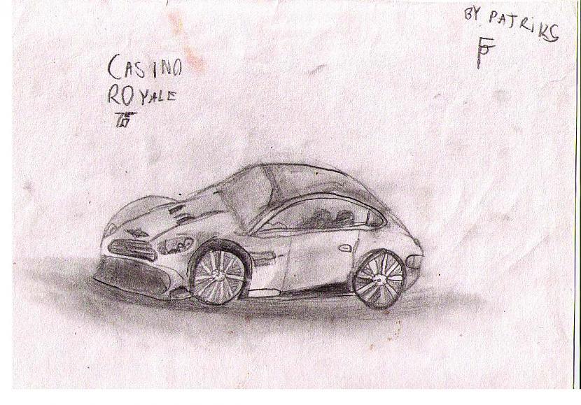Zīmēju apmēram no 10 min līdz... Autors: LucK Manuprāt mani labākie zīmējumi