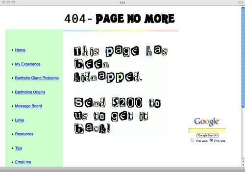 Autors: NexusSixx Error 404. Radoša pieeja. (3.daļa)