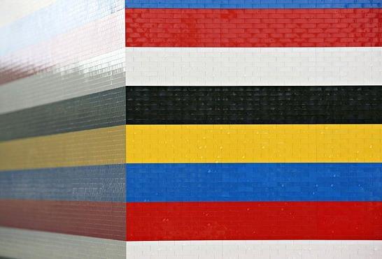 Sienas stūris Autors: NUCKAL Amazing no LEGO klucīšiem ;)