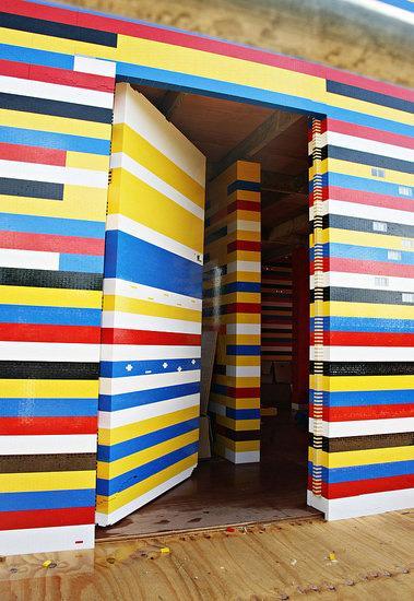 Un Durvis no ārpuses Autors: NUCKAL Amazing no LEGO klucīšiem ;)