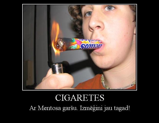 Autors: Lux Cigaretes