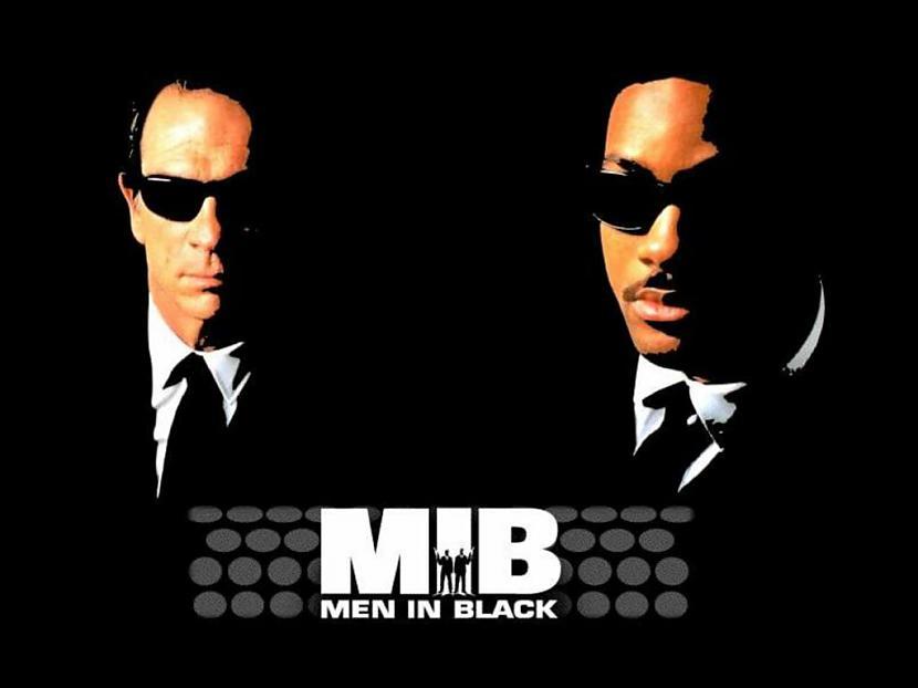 Vīri melnā Jūs visi esat... Autors: YogSothoth 6 atrisinātas mistērijas