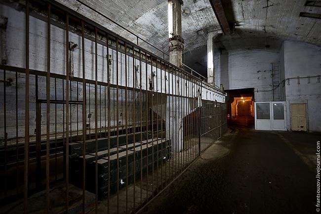 Autors: FastsKTFF Slepena Pazemes bāze no PSRS laikiem.