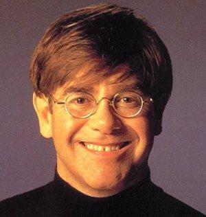 Sers Eltons Džons ir... Autors: Agresija Eltons Džons
