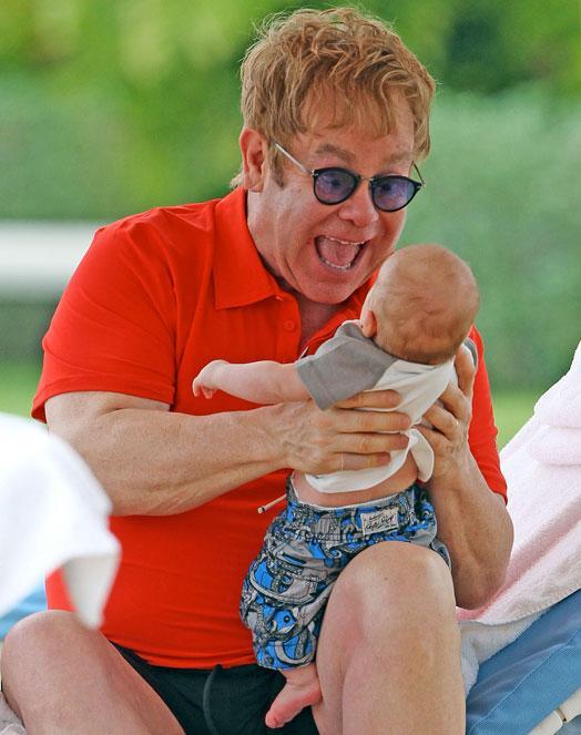 Eltons Džons un Fērnišs par... Autors: Agresija Eltons Džons