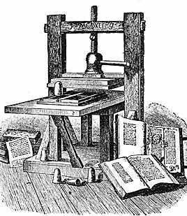 nbspGutenberga Prese 1436 gadā... Autors: Zvingulis Iespiešana