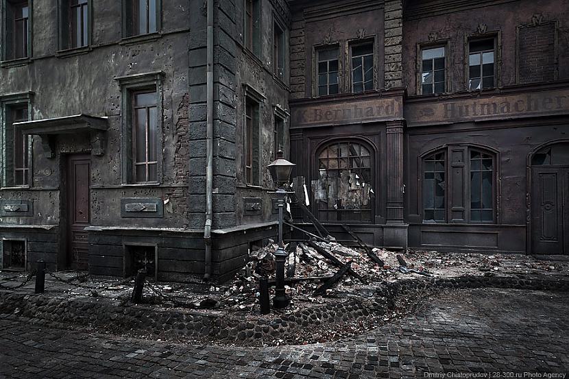 Autors: byDZERA Pamesta pilsēta Vācijā